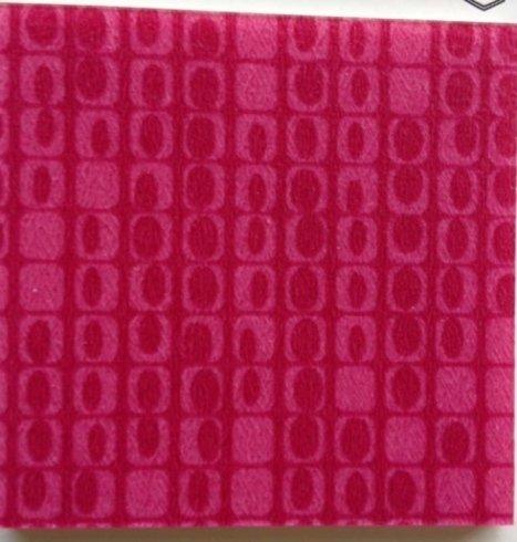 pavimento PVC rosa