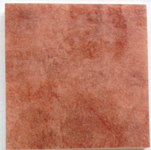 pavimento PVC color marrone
