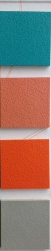 pavimento PVC set di colori