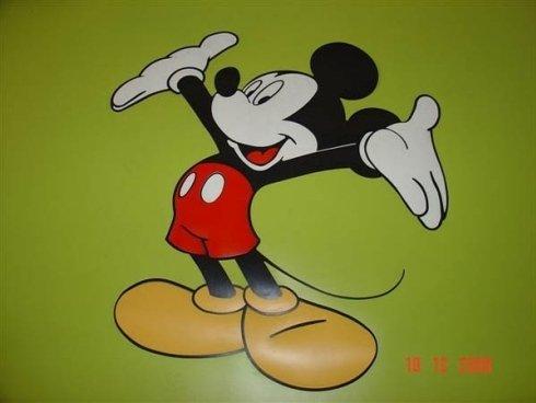 rappresentazione di topolino