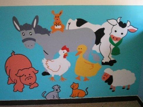 rappresentazione di animali