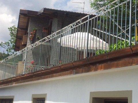 Ringhiere di recinzione esterna Massa