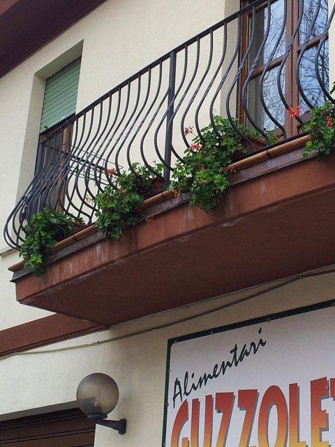Ringhiere inetrne e per balconi Massa