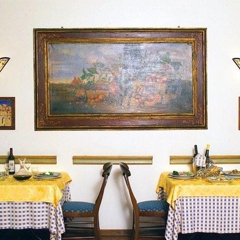 ristorante cucina tradizionale