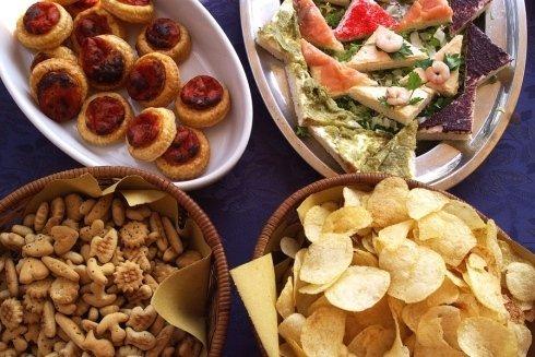 salatini e tartine