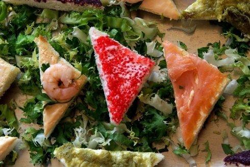 tartine pesce