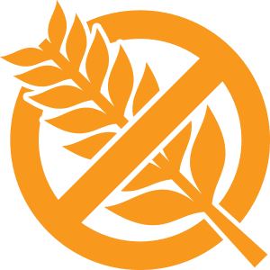 Gluten free options icon - Victoria, BC