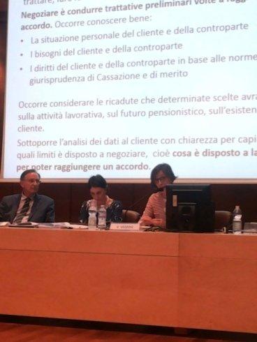 La negoziazione assistita in materia familiare. Firenze, 19.05