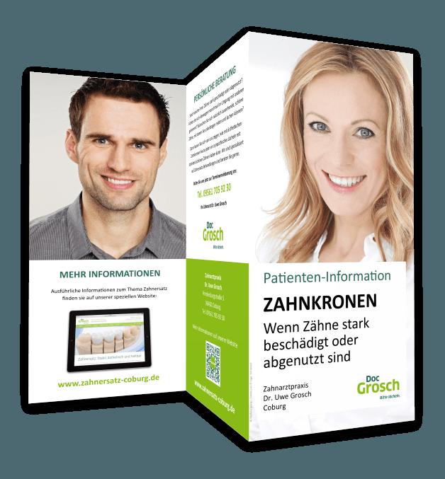 Zahnkronen Coburg: Information für Patienten