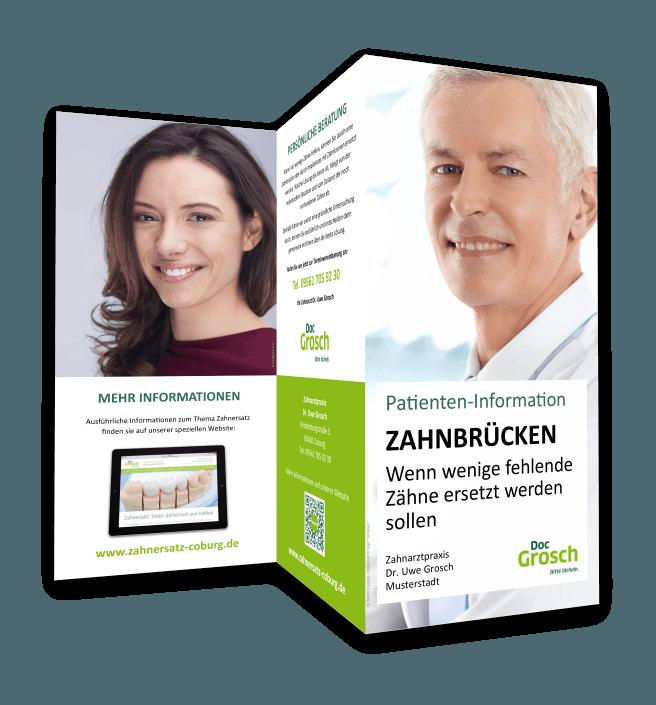 Zahnbrücken Coburg: Information für Patienten