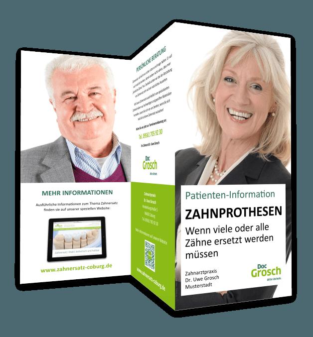 Zahnprothesen Coburg: Information für Patienten