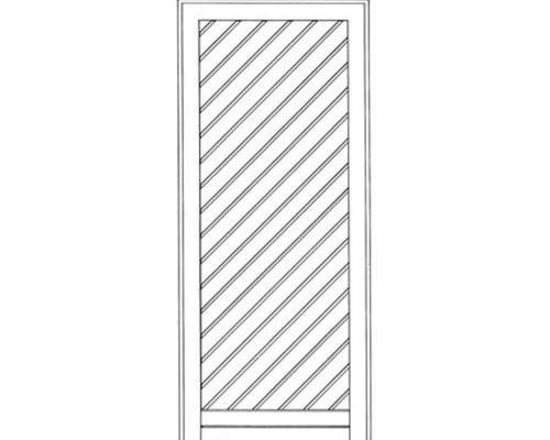 Schizzo porta d