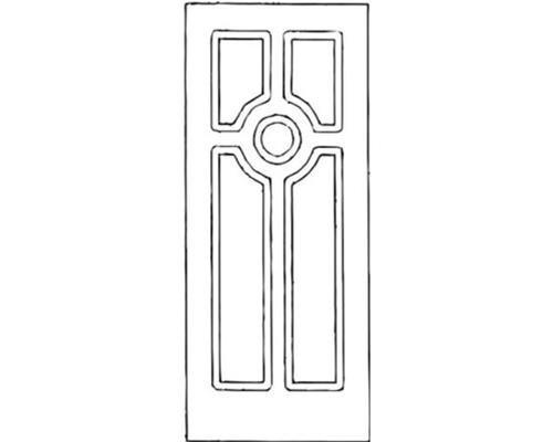 Schema portoncino di ingresso