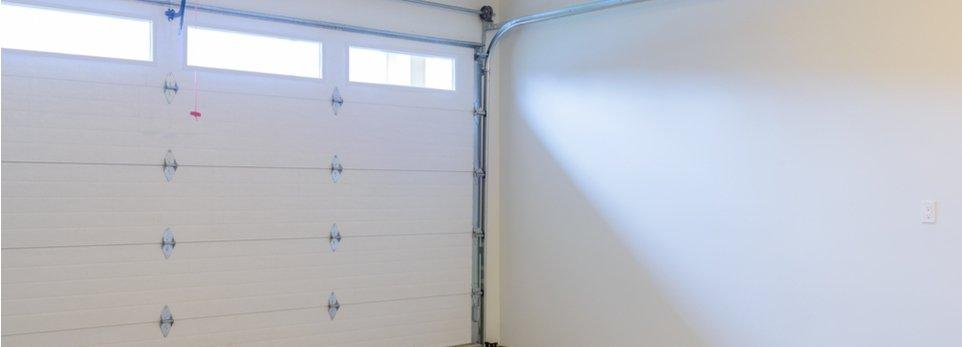 porta di un garage