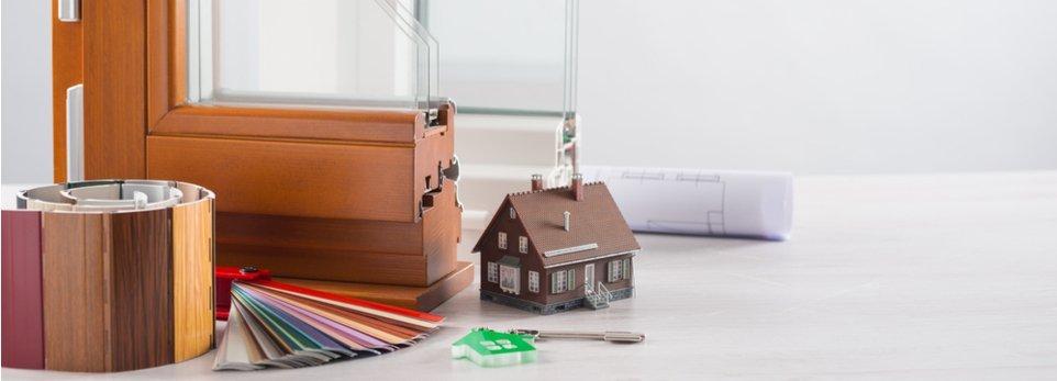 infissi in legno e PVC