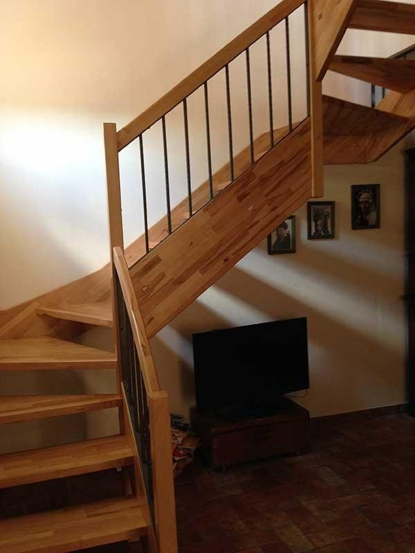 scalette  in legno