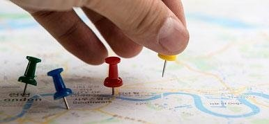 produzione cartografie