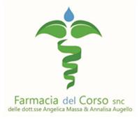FARMACIA DEL CORSO S.N.C. DELLE DOTT. MAZZA A. E AUGELLO A.-LOGO