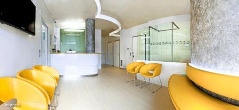centro dentistico, studio odontoiatrico, ambienti per operazioni dentali