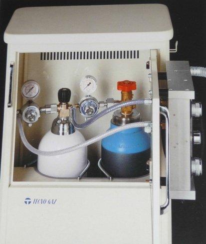 protossido di azoto per anestetico, miscelazione per sedazione, tecniche nuove per sedare