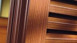 Persiane in legno, Scuri in legno, Frangisole