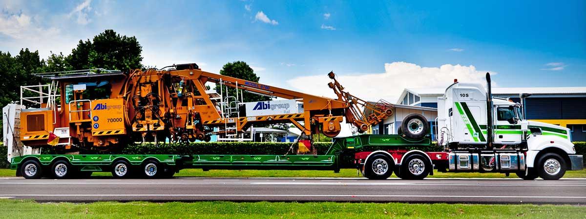 hogans heavy haulage pty ltd vehicle haulage