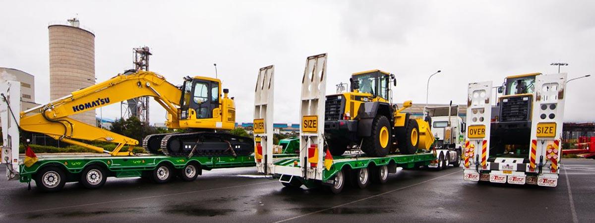 hogans heavy haulage pty ltd vehicles transportation
