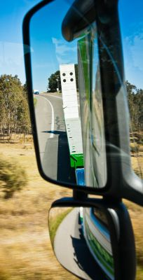 hogans heavy haulage pty ltd mirror