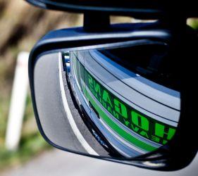 hogans heavy haulage pty ltd mirror close up