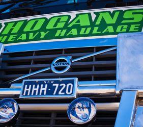 hogans heavy haulage pty ltd heavy vehicle