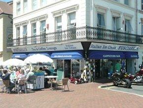 Ice cream - Eastbourne, Sussex - Fusciardi Ice Cream Parlour - Parlour