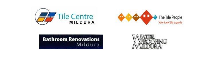 Tile centre mildura service logos