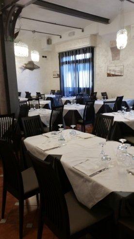 biancheria industriale per ristoranti