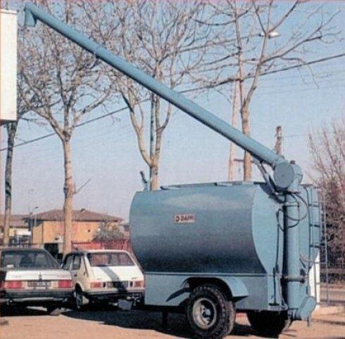 coclea trasporto farina