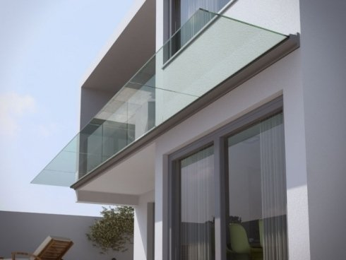 copertura per terrazzi