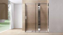 lavorazione vetro, vetro per box doccia, vetro temperato