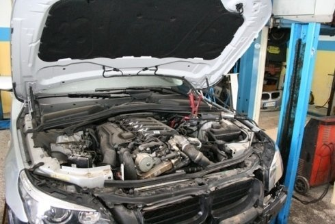 Assistenza motori auto