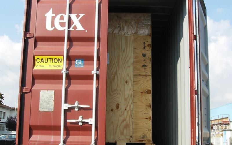 servizio containerizzazione