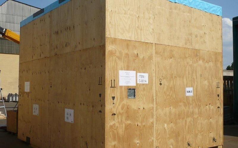 imballaggio chiuso copertura antipioggia