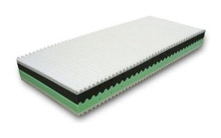 Materasso Memory Sfoderabile Silver Safe H 24