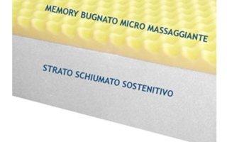 Materasso Memory Massaggio