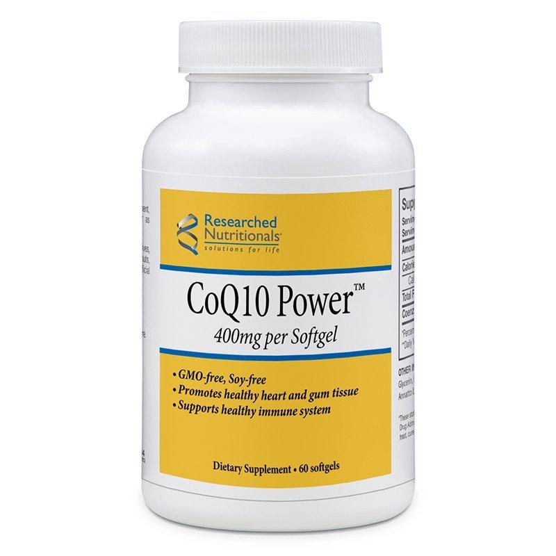 CoQ10 Power