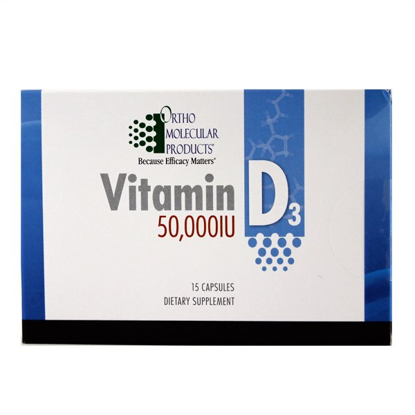 Vitamin D3 50,000IU