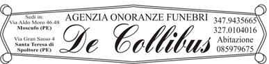 AGENZIA ONORANZE FUNEBRI CLAUDIO DE COLLIBUS - LOGO