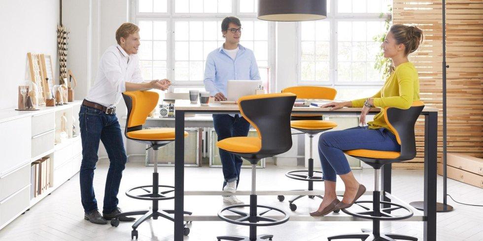 tavolo da lavoro in team