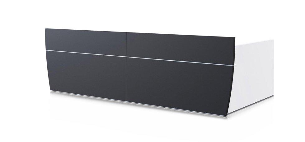 scrivania modello SEDUS grigio