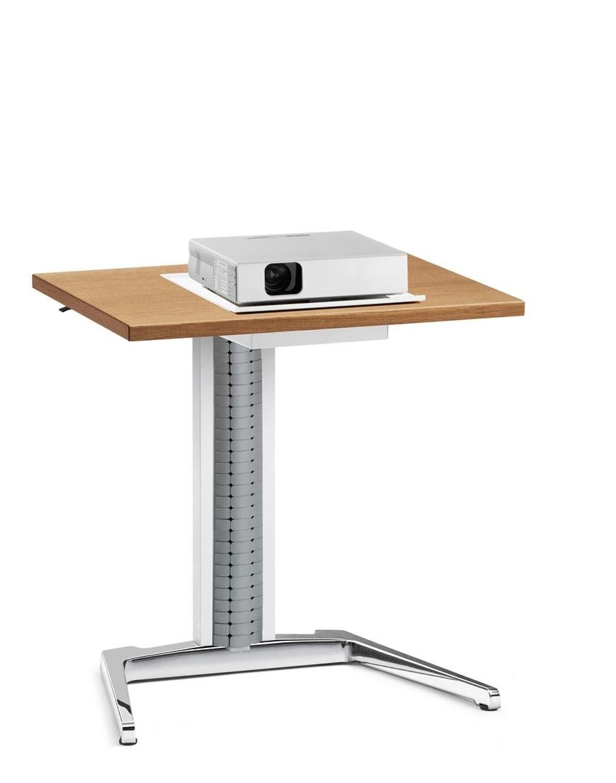 tavolo con videoproiettore_linea brainstorm sedus