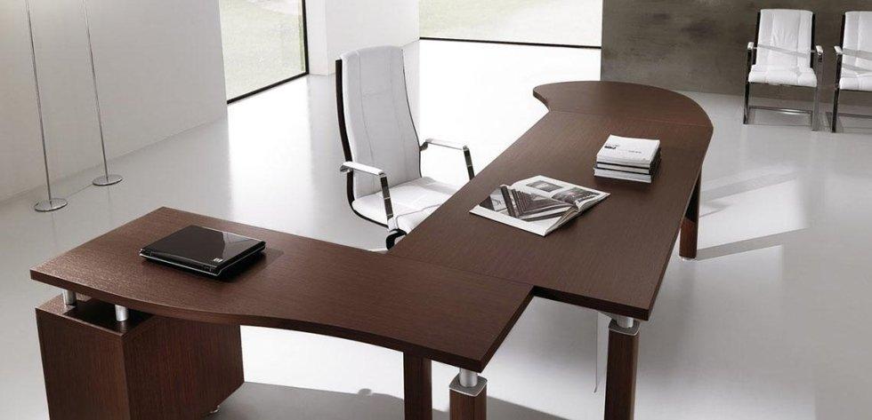 scrivania dirigenziale ad angolo_linea cubo 2