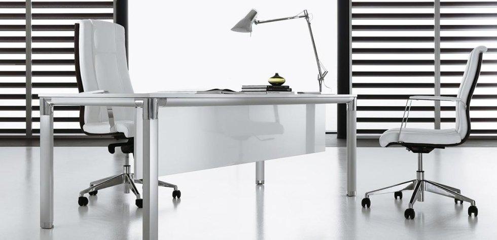 scrivania moderna per ufficio direzionale_linea lux