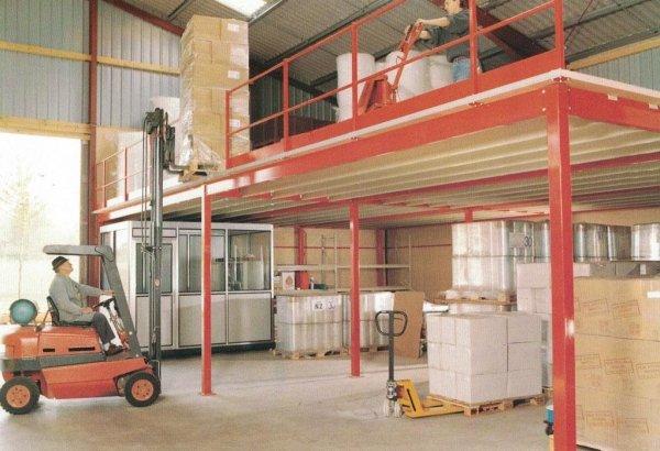 Ufficio di reparto serie 2000 metallo